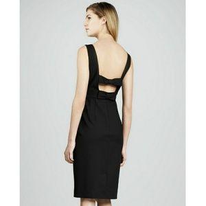 Kate Spade Joyann Sleeveless Bow-Back Dress